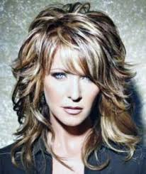curly hairstyles for women over 60