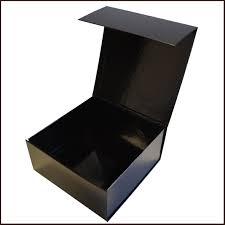 boite emballage cadeau en carton boîte de luxe aimantée en carton pelliculé