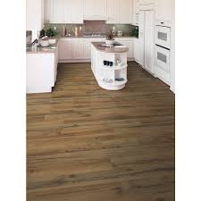 shop style selections 7 6 in w x 4 23 ft l tavern oak embossed