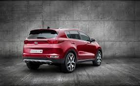 new kia sportage to have a gt line model the korean car blog