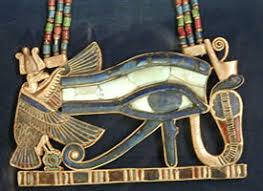 ancient religion and mythology the eye of horus eye of ra