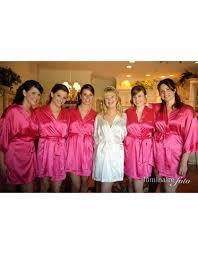 bridesmaids robes cheap bridal robes embroidered advantagebridal