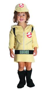 snazzy ghostbusters halloween costumes for the whole family