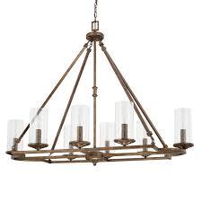 kichler lighting lights 8 light chandelier capital lighting fixture company
