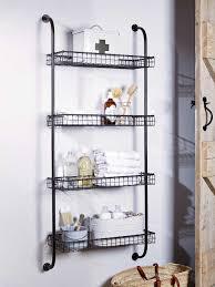 Metal Bathroom Storage 45 Metal Shelf For Bathroom Beautiful Diy Bathroom Wall Shelf