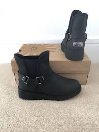 womens ugg boots gumtree s black ankle boots ugg boots ugg glen in wallsend tyne