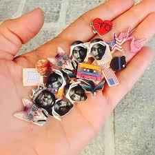 tupac earrings 15 best stud earrings images on stud earrings o