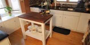 Kitchen Countertop Materials Kitchen Contemporary Countertops Island With Butcher Block