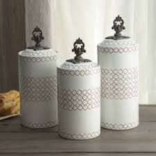 white ceramic kitchen canisters kitchen canisters shop the best deals for nov 2017 overstock