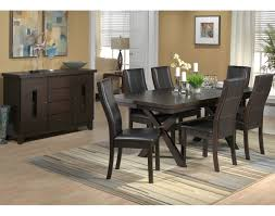 The Grethell Collection Espresso Leons - Kitchen table sets canada