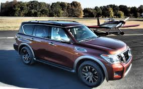 2016 nissan armada is a new car that has the luxury version in it