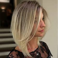 thin hair with ombre 20 best medium length hairstyles that make thin hair look thicker