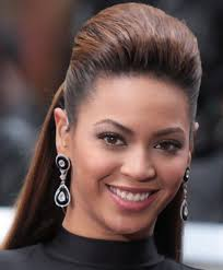 mature pony tail hairstyles top 23 beyonce knowles hairstyles pretty designs