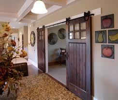 sliding kitchen doors interior homeofficedecoration sliding barn doors interior