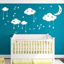 stickers étoile chambre bébé stickers bebe nuage stickers chambre bebe ambiance sticker