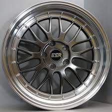 lexus is300 bolt pattern lm style wheels esr sr05 17x9 5 fit lexus is300 is250 toyota camry