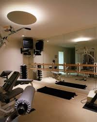 Awesome Ideas For Your Home Gym Its Time For Workout - Home gym interior design