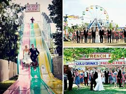 carnival weddings literally been saying for years all i want is a carnival wedding