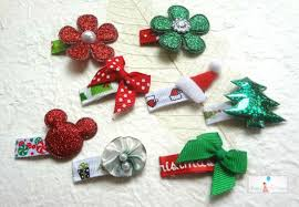 christmas hair accessories 15 awesome collection of christmas hair 2012 for