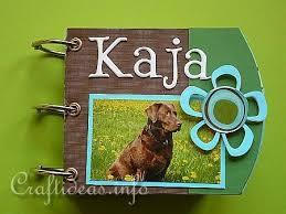 dog scrapbook album 30 best scrapbook dogs images on mini albums mini