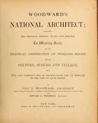 woodward u0027s national architect