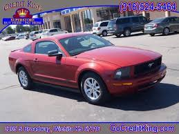 mustang wichita ks ford mustang wichita 2 green ford mustang used cars in wichita