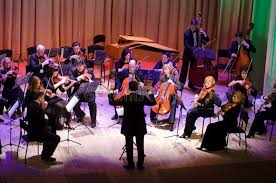 orchestre de chambre de orchestre de chambre de quatre saisons photo éditorial image du