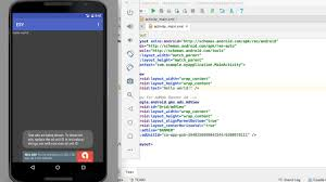 android studio adding ads admob ur first android