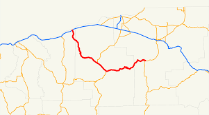 map of highway 395 oregon oregon route 74