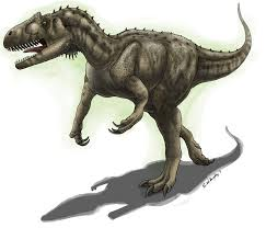 allosaurus facts and pictures