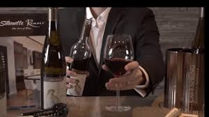 wine silhouette silhouette renoir the art of wine youtube