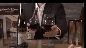 wine silhouette silhouette renoir the art of wine youtube