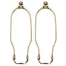 l harps and finials amazon com royal designs 10 heavy duty l harp finial and l
