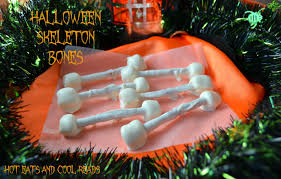 eats and cool reads halloween skeleton bones easy to make