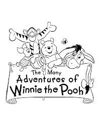 100 ideas winnie pooh coloring pages emergingartspdx