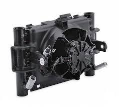 oil cooler with fan harley davidson reg oil cooler fan assisted 62700204