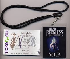 pretty reckless u2013 gig addiction