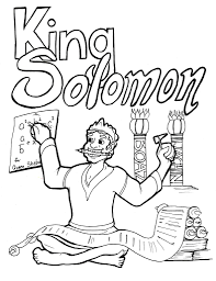 coloring page for king solomon impressive king solomon coloring pages best coloring pages ideas 3681