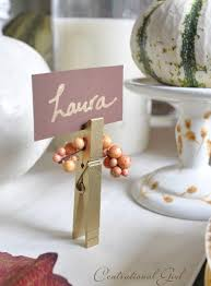 6 ways to use clothespins to decorate your wedding budget brides