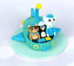 octonauts cake toppers octonauts cake topper sweet party treats