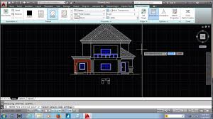 3d Home Design Software Tutorial Autocad 3d House Modeling Best Autocad For Home Design Home