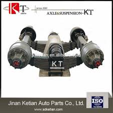 trailer bogie axle trailer bogie axle suppliers and manufacturers