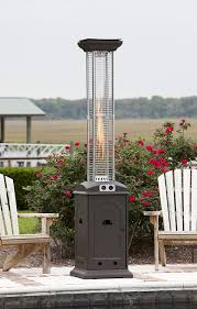 46000 btu patio heater amazon com fire sense mocha finish square flame heater patio