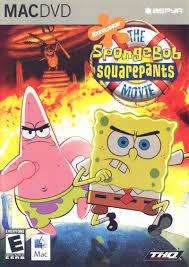spongebob squarepants the movie for macintosh 2004 mobygames
