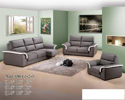 Sofa Casa Leather Casa Leather Sofa Set 1 2 3 C W Pull Out Seat Model R 390 A