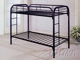 BedroomDiscounters Bunk Beds Metal - Metal bunk bed ladder