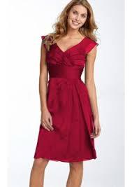 a linie herzausschnitt knielang chiffon brautjungfernkleid mit gestupft p551 a linie princess stil trägerloser ausschnitt schwarz belt satin