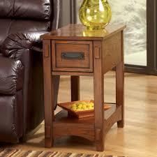 Chair Side Table With Storage Loon Peak Barrett End Table With Storage U0026 Reviews Wayfair