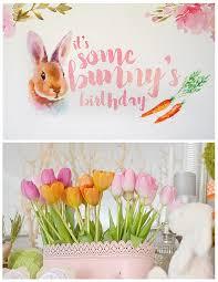 rabbit birthday kara s party ideas bunny birthday party kara s party ideas
