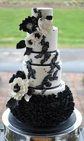 black and white wedding cakes 651 best black black white wedding cakes images on